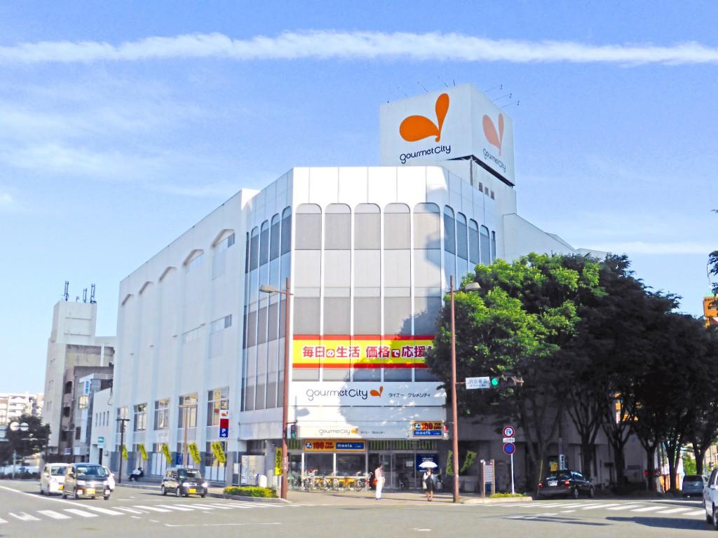 ダイエー久留米駅前01