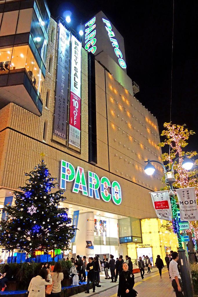 渋谷パルコ-1