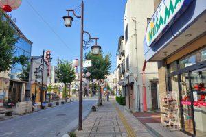 中央通り(ララオカヤ〜イルフプラザ)2-q