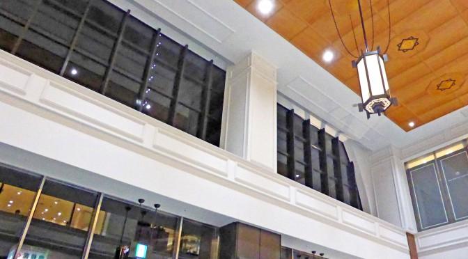 大分駅ビル「JRおおいたシティ」4月16日開業-21階建、屋上庭園も