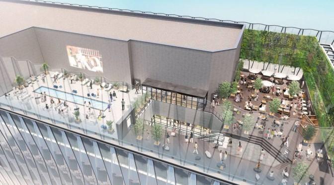 東急不動産「(仮称)銀座5丁目プロジェクト」のフロア構成発表