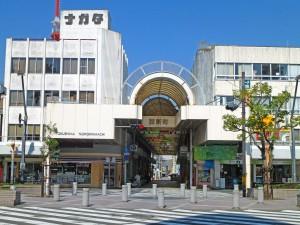 徳島市西新町商店街