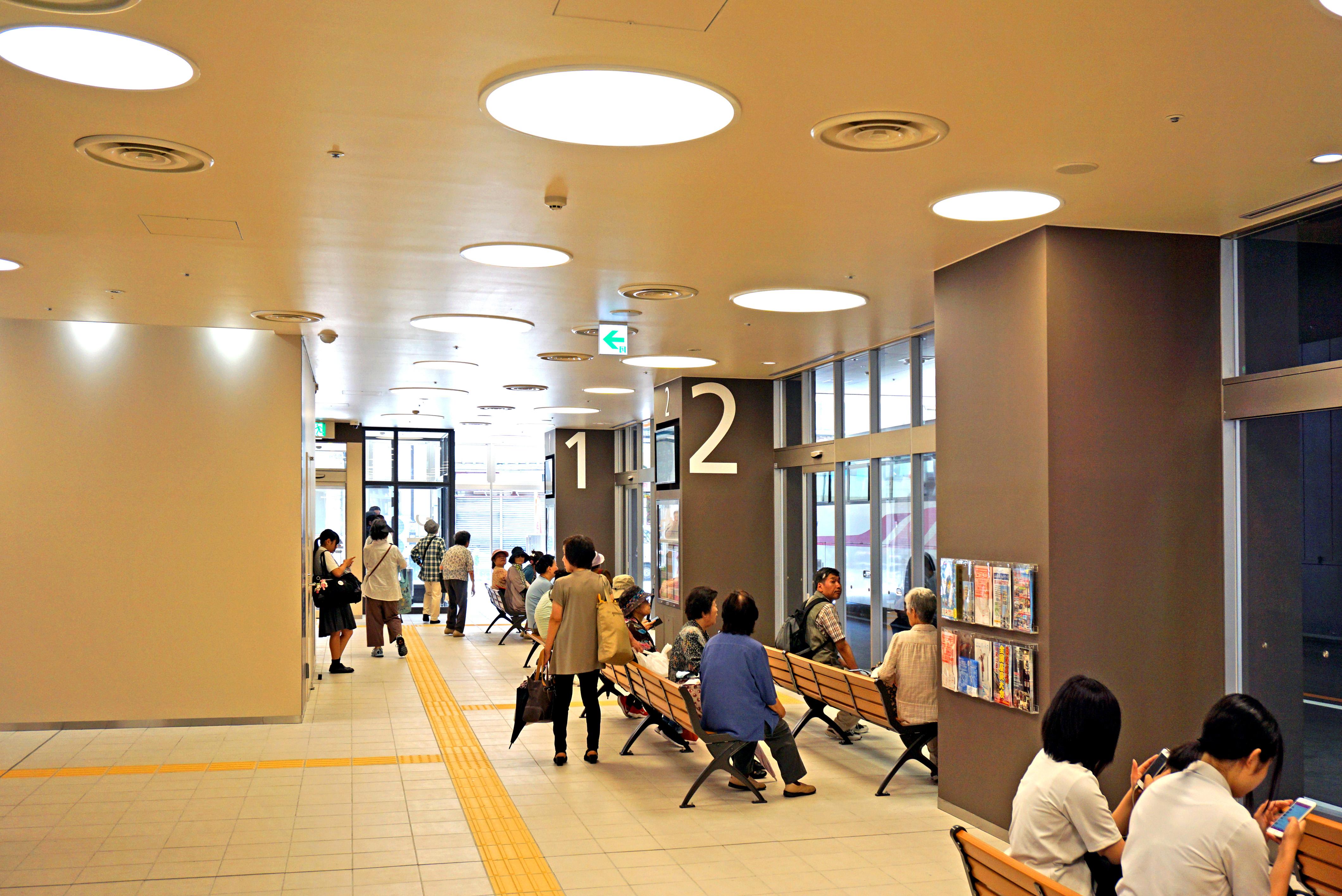 飯塚 バス ターミナル