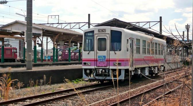 設備撤去進む高千穂鉄道跡-高千穂駅舎も近く解体か