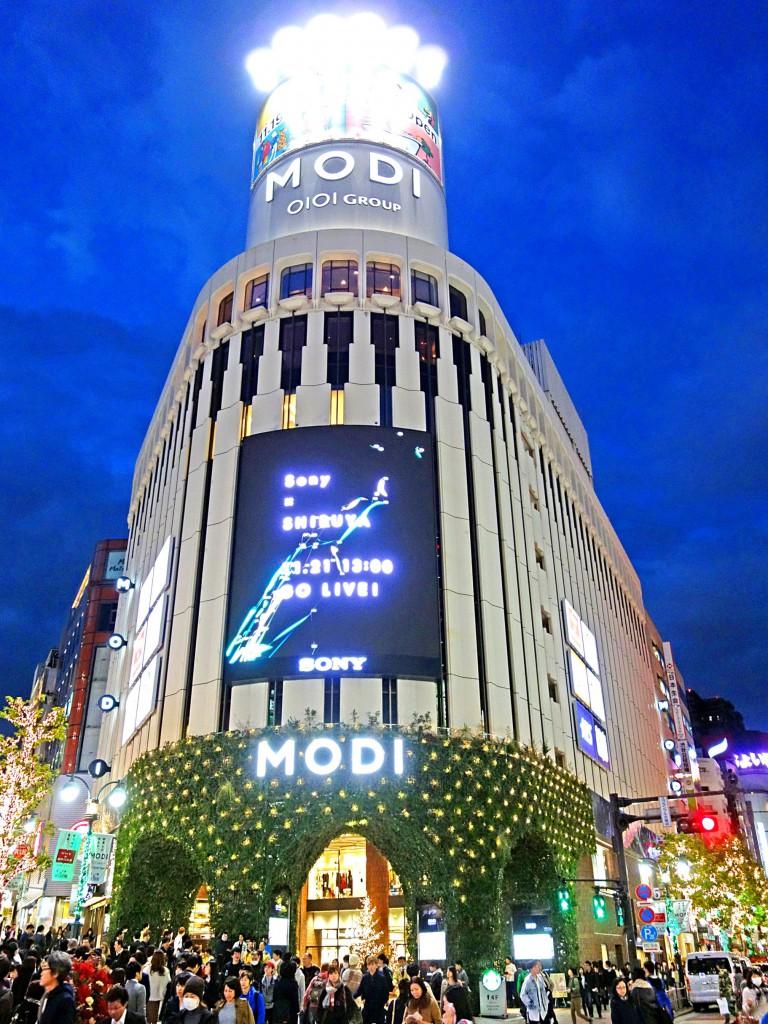 渋谷モディ2-縮小-