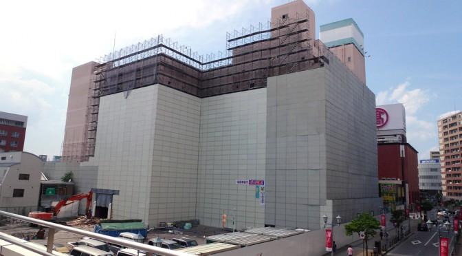 高崎オーパ、2017年秋開業-高崎駅前・ビブレ跡