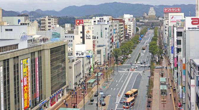 キュエル姫路、4月29日開業-神姫バスの新ターミナルビル