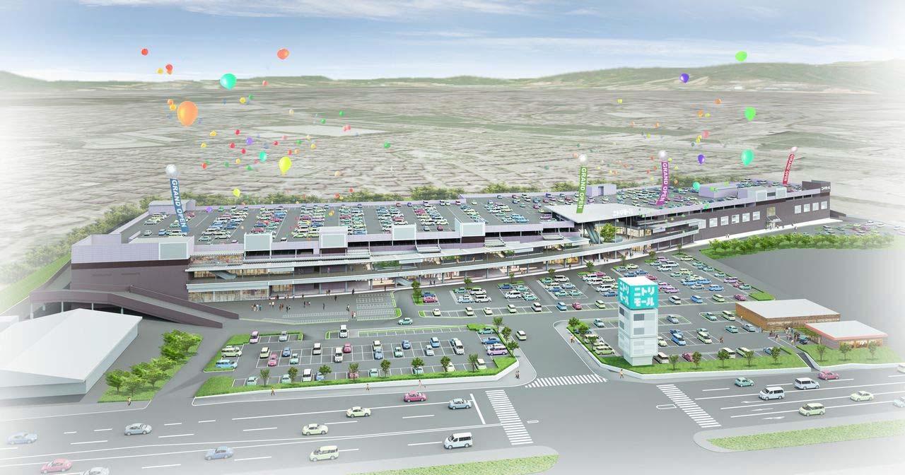 2016年度に開店予定の主な郊外型ショッピングセンター   都市 ...