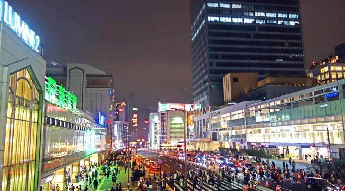 新宿駅新南口「ミライナタワー」「ニュウマン」3月25日開業-全館オープンは4月15日