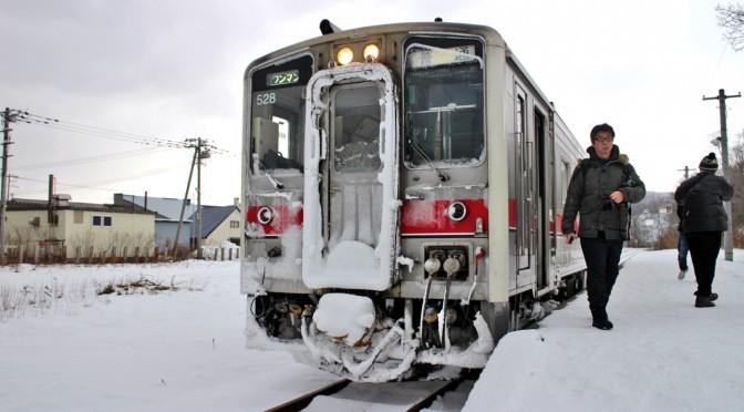 JR北海道、3路線を廃止する方針-日高本線、夕張線に続き