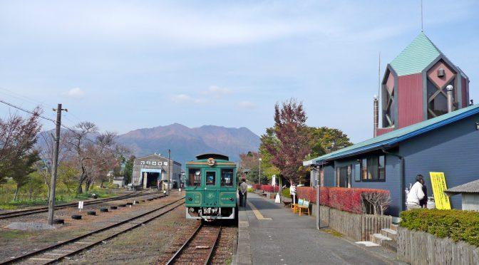 【熊本地震】南阿蘇鉄道、2016年7月中にも一部運行再開へ