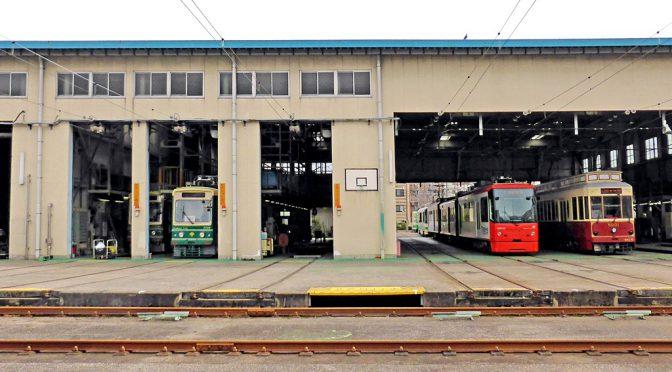 都電7700形、5月30日より運行開始