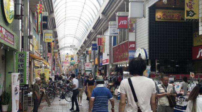東急ストアパルム武蔵小山店、2021年5月16日閉店-首都圏唯一だった旧・阪急共栄ストア跡