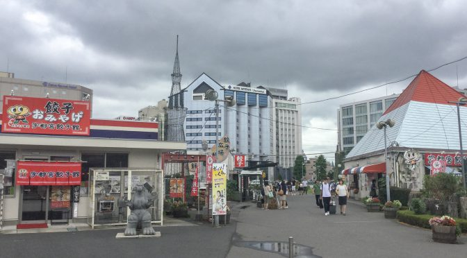 JR宇都宮駅東口再開発、公民8棟を整備へ-野村不動産らが開発、LRT開業に向けて