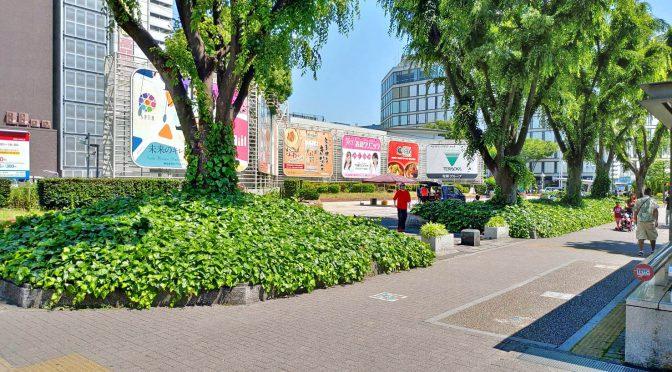 大丸松坂屋、「栄広場」「日本生命栄町ビル(仮称)」に新商業施設-栄の一等地、再開発すすむ