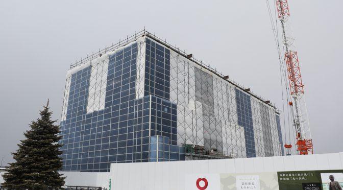 ハコビバ、2019年12月7日開業-函館駅前の複合商業ビル