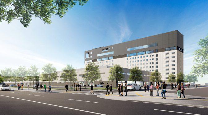 アイランドアイ、2020年3月27日開業-アイランドシティにフードウェイを核とする大型複合施設