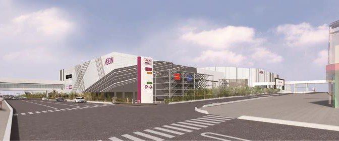 イオンモール高崎 2020年6月26日増床リニューアル H Mなど 群馬県初 テナントも 都市商業研究所