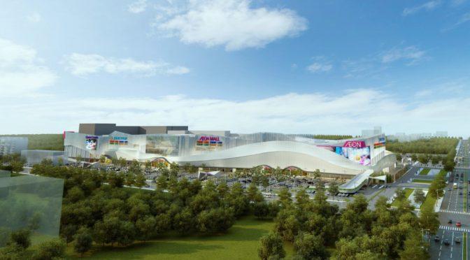 イオンモールダゴンセイカン、着工延期-2023年度のミャンマー1号店、クーデターで