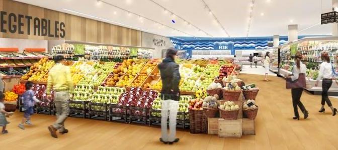 イオンスタイル千葉みなと、2021年4月16日開業-新決済システム導入の食品スーパー