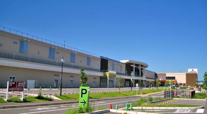 【4月1日】グランモール水巻、2011年7月1日全面開業-「生活城塞都市メルカート」予定地、17年越しで大型ショッピングセンターに