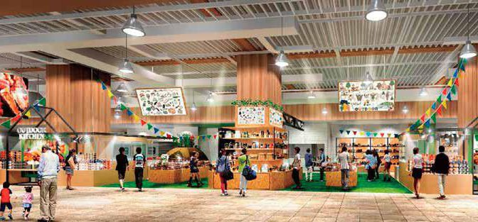 阪神梅田本店、2021年10月8日増床開店-「食の阪神」強化、食品館は2022年春に全面開業